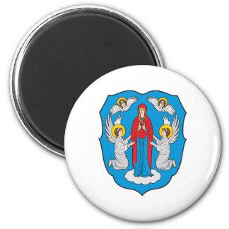 Minsk Coat Of Arms Magnet