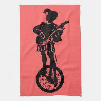 Minstrel Cycle Hand Towel