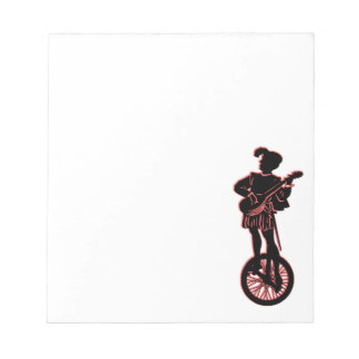 Minstrel Cycle Notepad