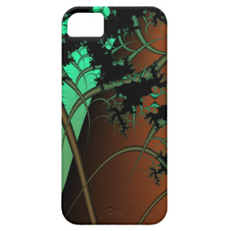 Mint and copper iPhone 5 cases