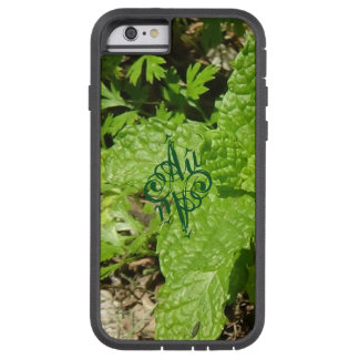 Mint and Parsley Garden Autism Phone Case