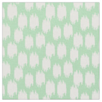 Mint Animal Print | Fabric