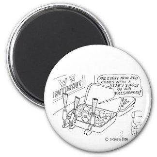 Mint Bed Magnet