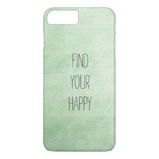 Mint Breeze Watercolor iPhone 7 Plus Case