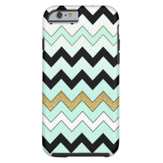 Mint Chevron iPhone 6 case iPhone 6 Case
