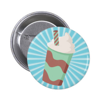 Mint Choc Milkshake Pins