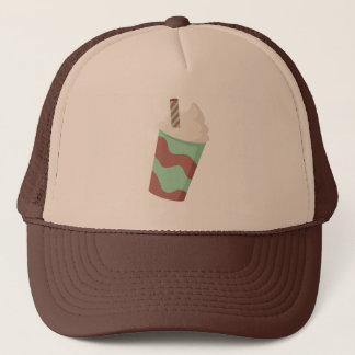 Mint Choc Milkshake Trucker Hat