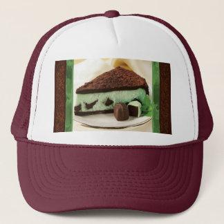 Mint Chocolate Cheesecake Cap
