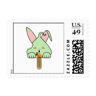Mint Chocolate Chip Hopdrop Bitten Pop Postage Stamps