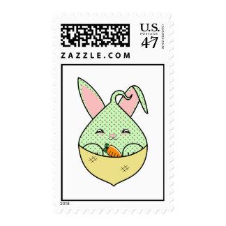 Mint Chocolate Chip Hopdrop Mini Cone Stamp