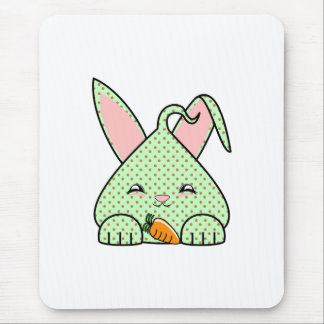 Mint Chocolate Chip Hopdrop Mouse Pad