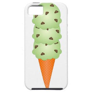 Mint Chocolate Chip iPhone SE/5/5s Case