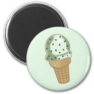 Mint Chocolate Chip Magnet