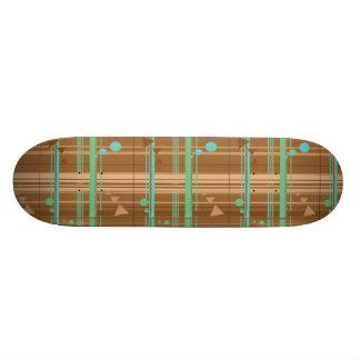 Mint Chocolate Skateboard