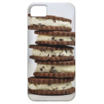 mint cocoa nib ice cream with chocolate cookies iPhone 5 covers