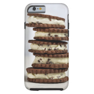 mint cocoa nib ice cream with chocolate cookies tough iPhone 6 case