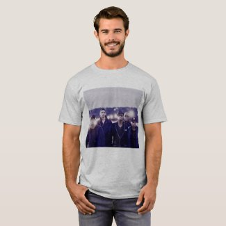 Mint Condition Band Image T-Shirt