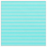 [ Thumbnail: Mint Cream and Aqua Colored Lined/Striped Pattern Fabric ]