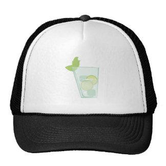Mint Drink Trucker Hat