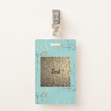 Wedding Themed mint,gold,marbled,modern,trendy,chic,beautiful,ele badge