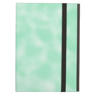Mint Green and White Mottled iPad Air Covers