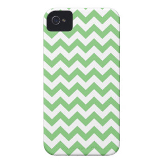 Mint Green Chevron Pattern iPhone 4 4s iPhone 4 Cases
