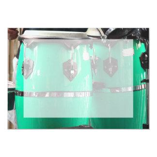 Mint green conga drums photo.jpg card