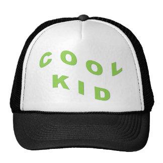 Mint Green Cool Kid Trucker Hat