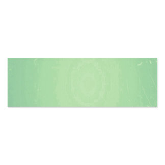 Mint Green Elegant Pattern. Fashion Color Trend Mini Business Card