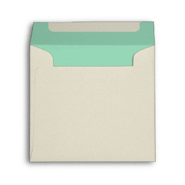 Professional Business Mint Green Envelope