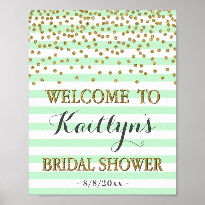 Shower sign Bridal Shower Poster Bridal Shower Sign Bridal Shower Welcome Sign Bridal Shower Decorations Greenery Bridal Shower Sign