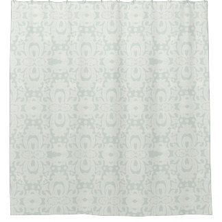mint and grey shower curtain. Mint Green Grey Beach Ocean Damask Brocade Pattern Shower Curtain Vintage Curtains  Zazzle