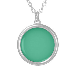 Mint Green High End Colored Necklaces