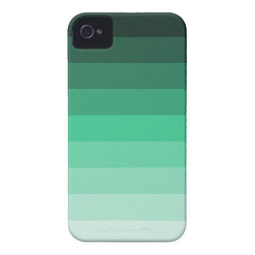 Mint green linear gradient iPhone 4/4S Case-Mate C Case-Mate iPhone 4 Case