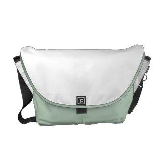 Mint Green Messenger Bag