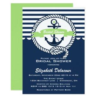 10 Top Picks for Nautical Bridal Shower Invitations