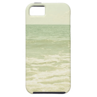 Mint Green Ocean Pastel Beach Photography iPhone 5 Cover