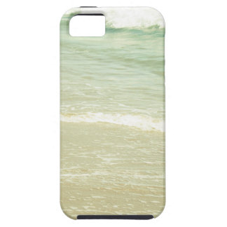 Mint Green Ocean Pastel Beach Photography iPhone 5 Covers