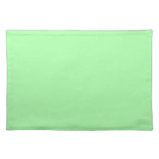 Mint Green Placemats