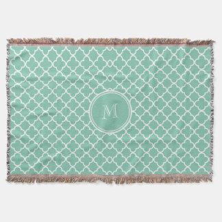 Mint Green Throw Blankets Zazzle