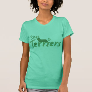 Mint Green Skye Terrier Tank Top