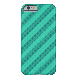 Mint Green Striped Patter Custom iPhone 6 Cases