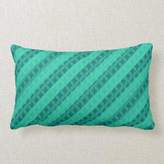 Mint Green Striped Patter Custom iPhone 6 Cases Lumbar Pillow