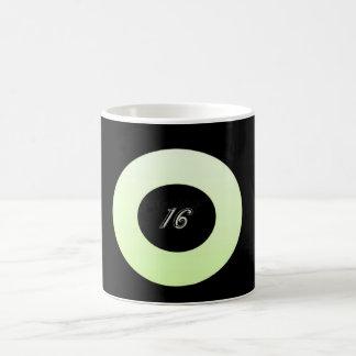 Mint Green Sweet 16 Coffee Mug