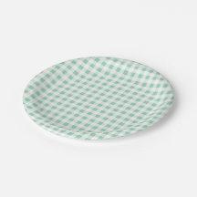 sc 1 st  Zazzle & Mint Green Plates | Zazzle