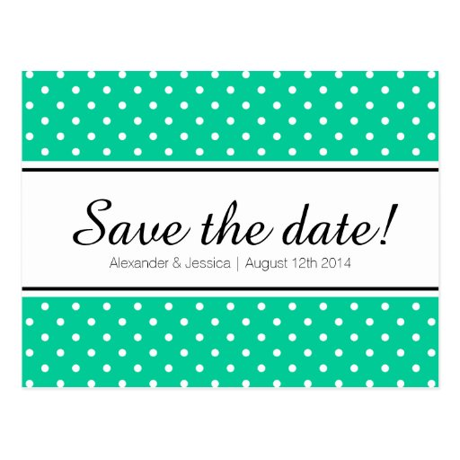 Minted save the date