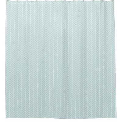 Mint And Grey Shower Curtain. Elegant and Classy Light Grey White Stripes Shower Curtain  Zazzle com