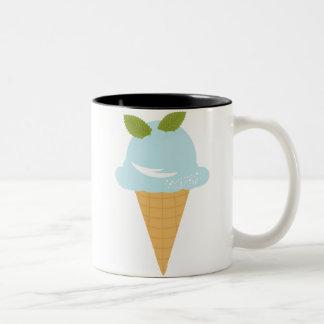 Mint Ice Cream Mug