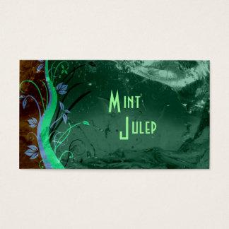 Mint Julep Business Card