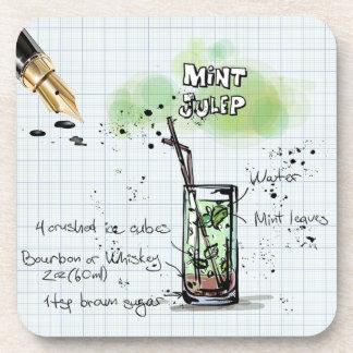 Mint Julep Coaster